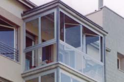balkonverglasung. Black Bedroom Furniture Sets. Home Design Ideas